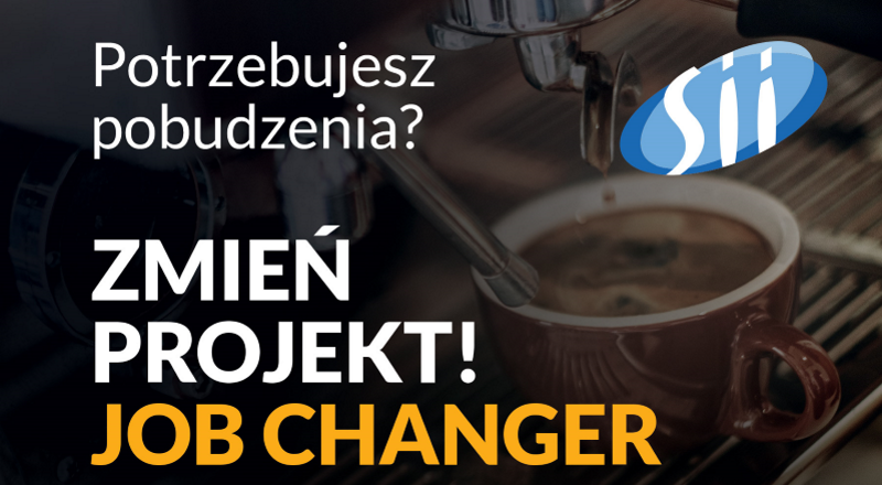 Job Changer w pracy employee experience Sii
